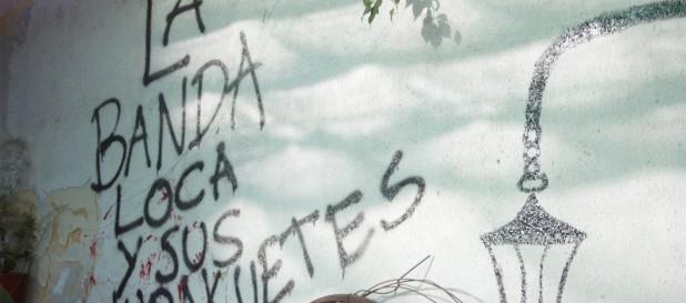 LA BANDA LOCA Y SUS CHUPAKUETES: VIVO EN POTRERILLOS