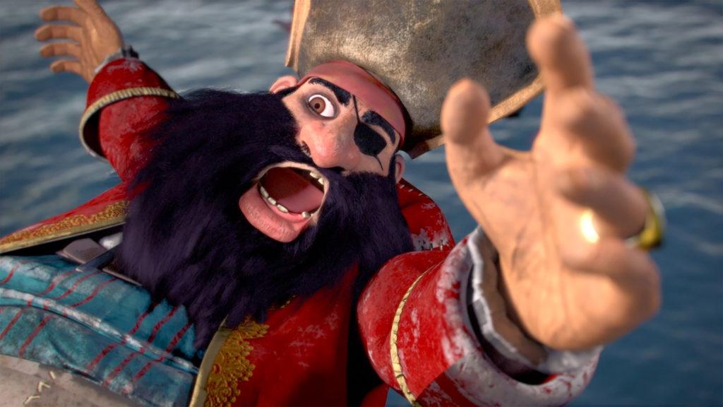 The Pirate Cruncher(World Premiere)